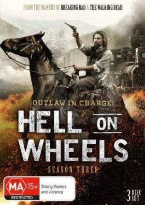 Hell on Wheels 355x500