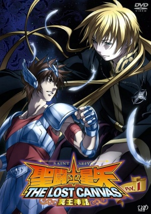 Seinto Seiya: The Lost Canvas - Meio Shinwa 1016x1442