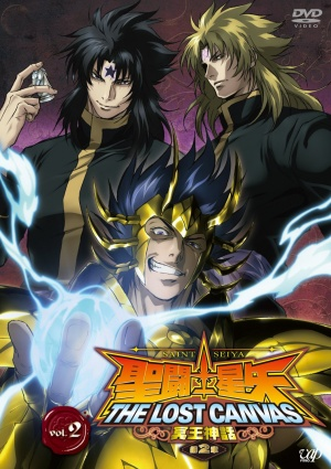 Seinto Seiya: The Lost Canvas - Meio Shinwa 1058x1500