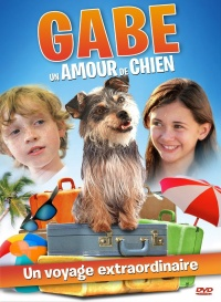 Gabe the Cupid Dog poster
