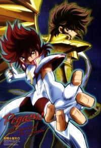 Seinto Seiya: Omega poster
