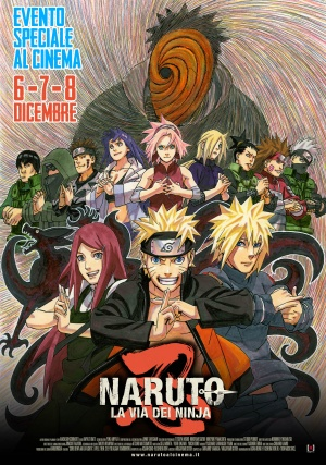 Road to Ninja: Naruto the Movie 1758x2500