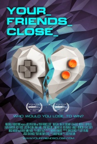 Your Friends Close poster
