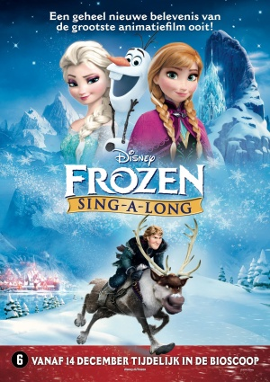 Die Eiskönigin - Völlig unverfroren 2118x3000