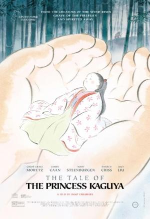 Die Legende der Prinzessin Kaguya 547x800