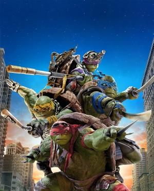 Teenage Mutant Ninja Turtles 2000x2478