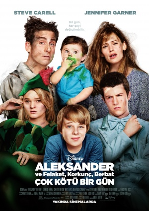 Alexander and the Terrible, Horrible, No Good, Very Bad Day 1837x2602