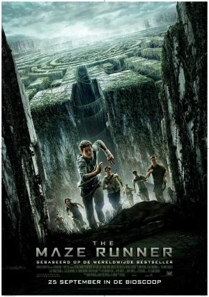 The Maze Runner 1412x2000