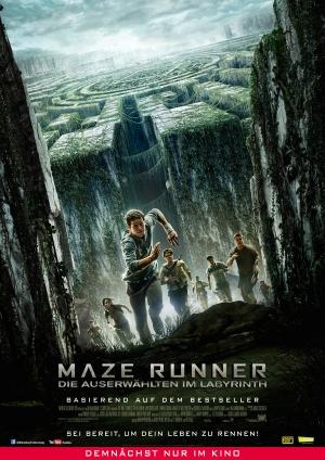 The Maze Runner 3508x4961