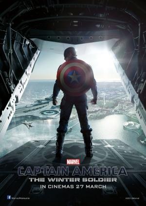 Captain America: The Winter Soldier 2480x3508