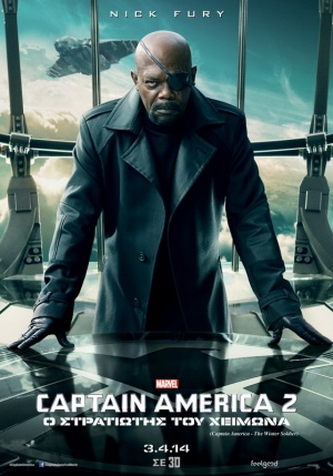 Captain America: The Winter Soldier 559x800