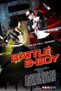 Battle B-Boy poster