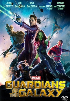 Guardians of the Galaxy 490x700