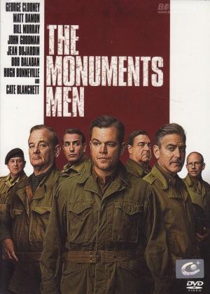 Monuments Men 800x1120