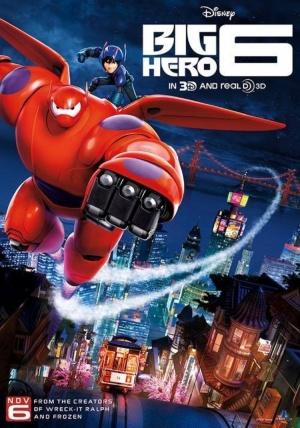Big Hero 6 750x1071
