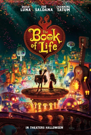 The Book of Life 3353x5000