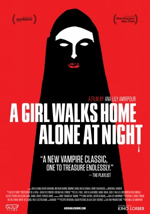 A Girl Walks Home Alone at Night 2025x2888