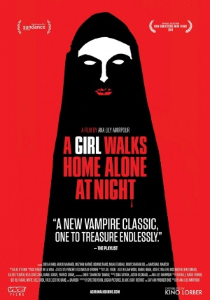 A Girl Walks Home Alone at Night 1023x1460