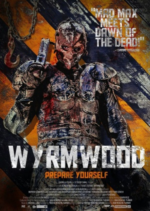 Wyrmwood - Road of the Dead 1453x2048