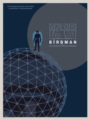 Birdman oder (Die unverhoffte Macht der Ahnungslosigkeit) 1124x1500
