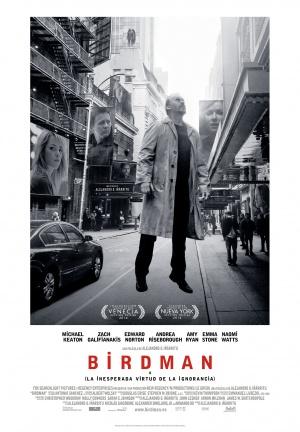 Birdman oder (Die unverhoffte Macht der Ahnungslosigkeit) 1928x2778