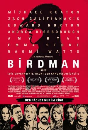 Birdman oder (Die unverhoffte Macht der Ahnungslosigkeit) 1803x2653
