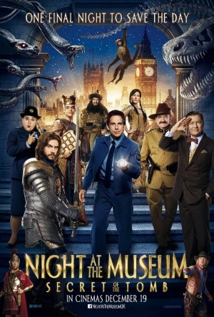 Night at the Museum: Secret of the Tomb 1012x1500