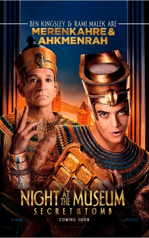 Night at the Museum: Secret of the Tomb 3130x5000