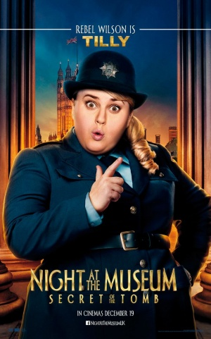 Night at the Museum: Secret of the Tomb 766x1227