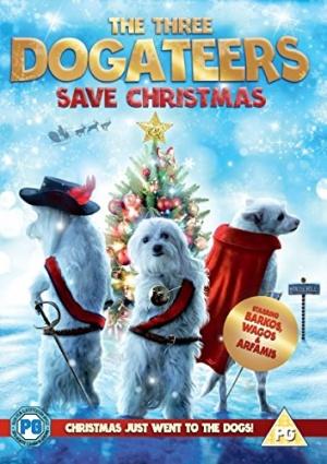 The Three Dogateers Save Christmas 353x500