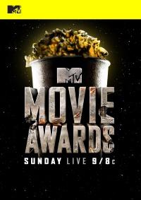 2014 MTV Movie Awards poster