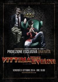 Vittima degli eventi poster