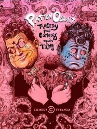 Patton Oswalt: Tragedy Plus Comedy Equals Time poster