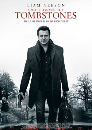 A Walk Among the Tombstones 1132x1600
