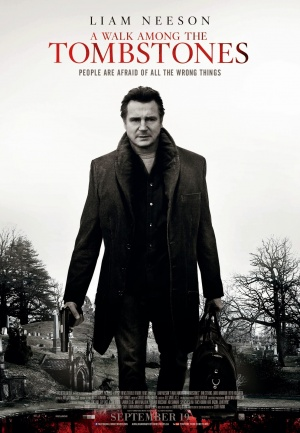 A Walk Among the Tombstones 1108x1600