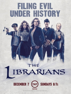 The Librarians 1000x1324