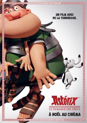 Asterix im Land der Götter 2400x3400