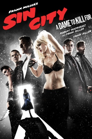 Sin City: A Dame to Kill For 1400x2100