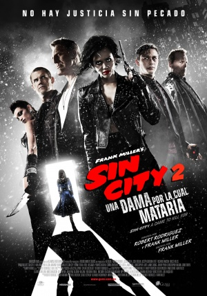 Sin City: A Dame to Kill For 2067x2952