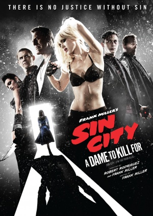 Sin City: A Dame to Kill For 1528x2156