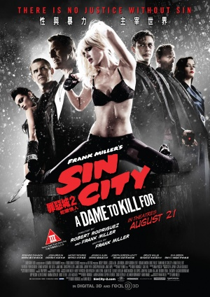 Sin City: A Dame to Kill For 1754x2480