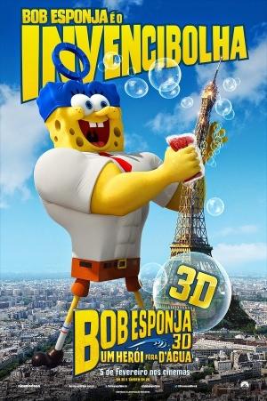 The SpongeBob Movie: Sponge Out of Water 600x902