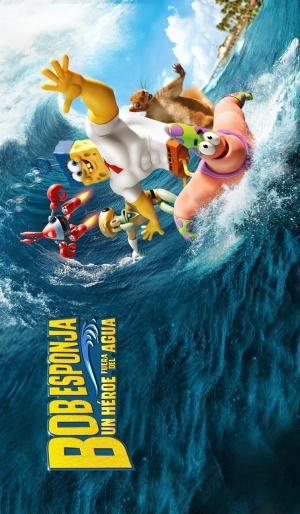 The SpongeBob Movie: Sponge Out of Water 747x1280