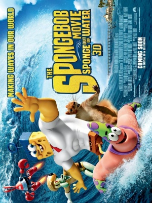 The SpongeBob Movie: Sponge Out of Water 1094x1464