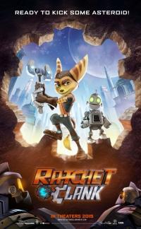 Ratchet & Clank: la película poster