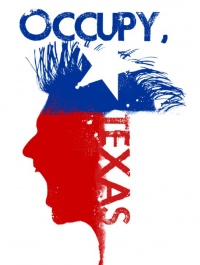 Occupy, Texas poster