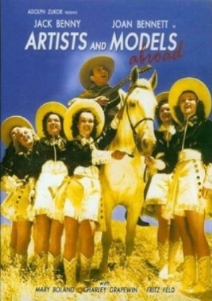 Artists and Models Abroad 302x428