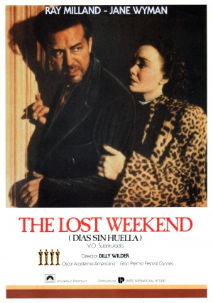 The Lost Weekend 3333x4735