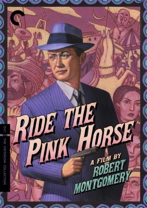 Ride the Pink Horse 1529x2156