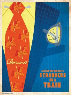 Strangers on a Train 540x720